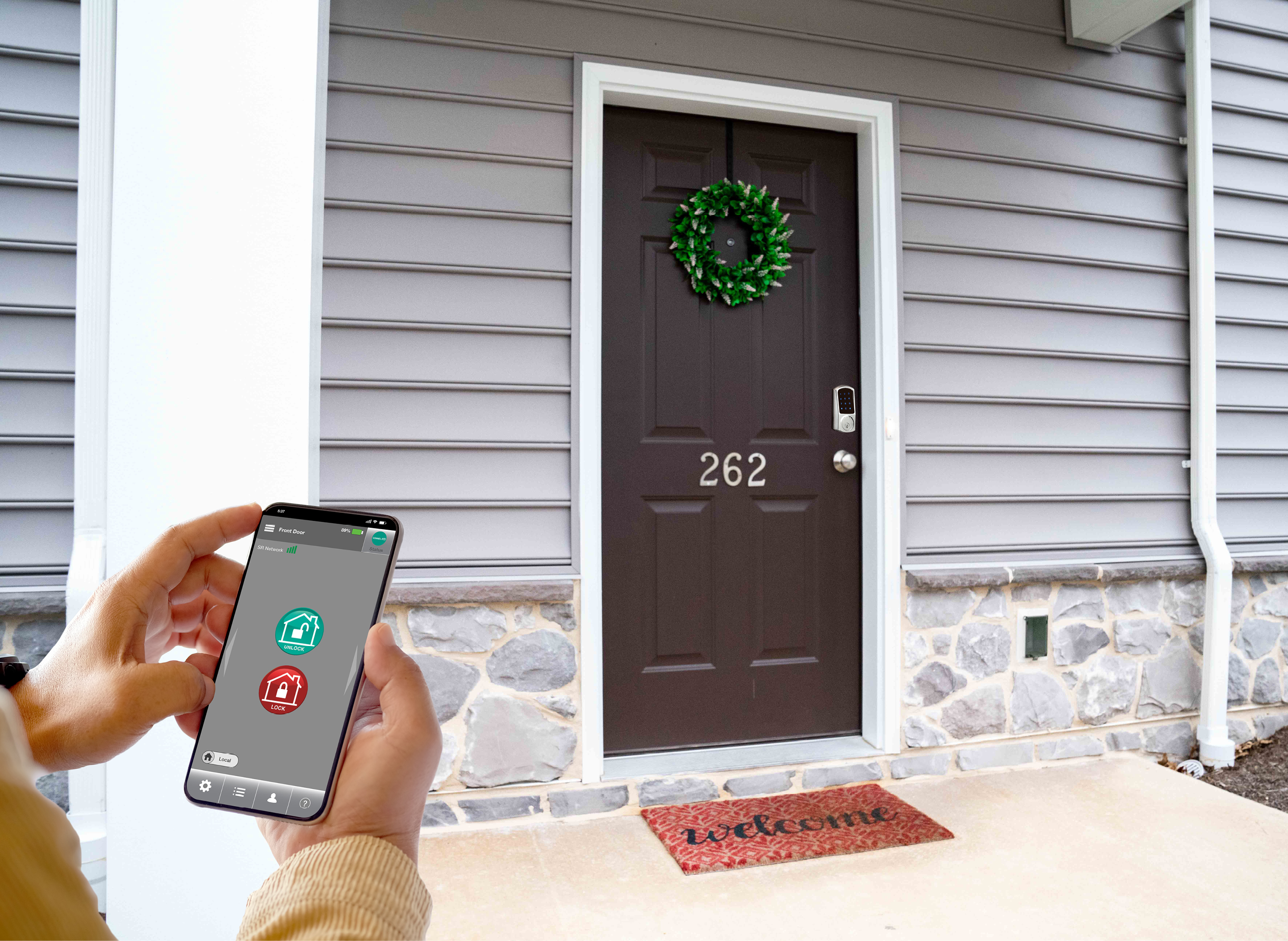 Ditch the Keys....Unlock with Ease!